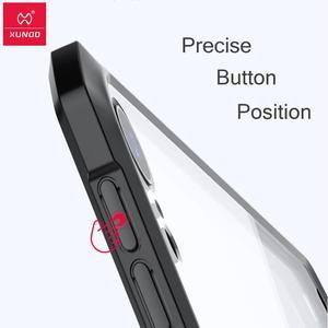 Image 3 - Für iPad 2018/2020 Pro 11 12,9 2020 air 2 9,7 air 3 10,5 10,2 7th zoll Für iPad mini 1 2 3 4 5 XUNDD Acryl + TPU Schutzhülle