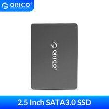 Disque dur ORICO SSD 128 go 256 go 512 go 1 to SSD 2.5 pouces SATA SSD 1 to disque SSD interne pour ordinateur portable de bureau