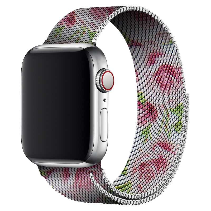Milanese Printing Band for Apple Watch 25