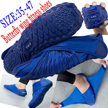Yoga-Shoes Butterfly Fitness Wrapped Couple Wing Hiking Outdoor Size-35-47