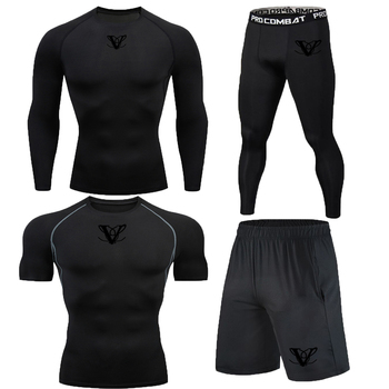 Men Sportswear Compression Sport Suits Quick Dry Running Sets Clothes Sports Joggers Training Gym Fitness Tracksuits Running Set men s compression sport suits quick dry running sets clothes gym joggers training fitness tracksuits running set