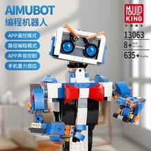 Model Building-Blocks Education-Toys Kids Children for Gifts Robot Programming-Series