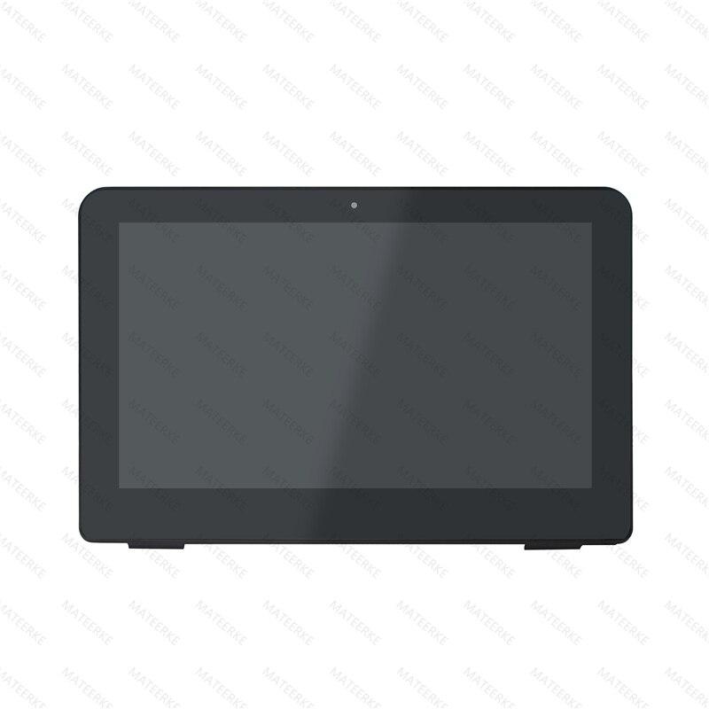 For HP 11-K122nw 11-K122nr 11-K130tu 11-K154SA K163nr K164nr 11-K009NA LCD Touch Screen Assembly Bezel