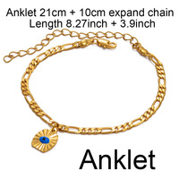 Anklet With eye