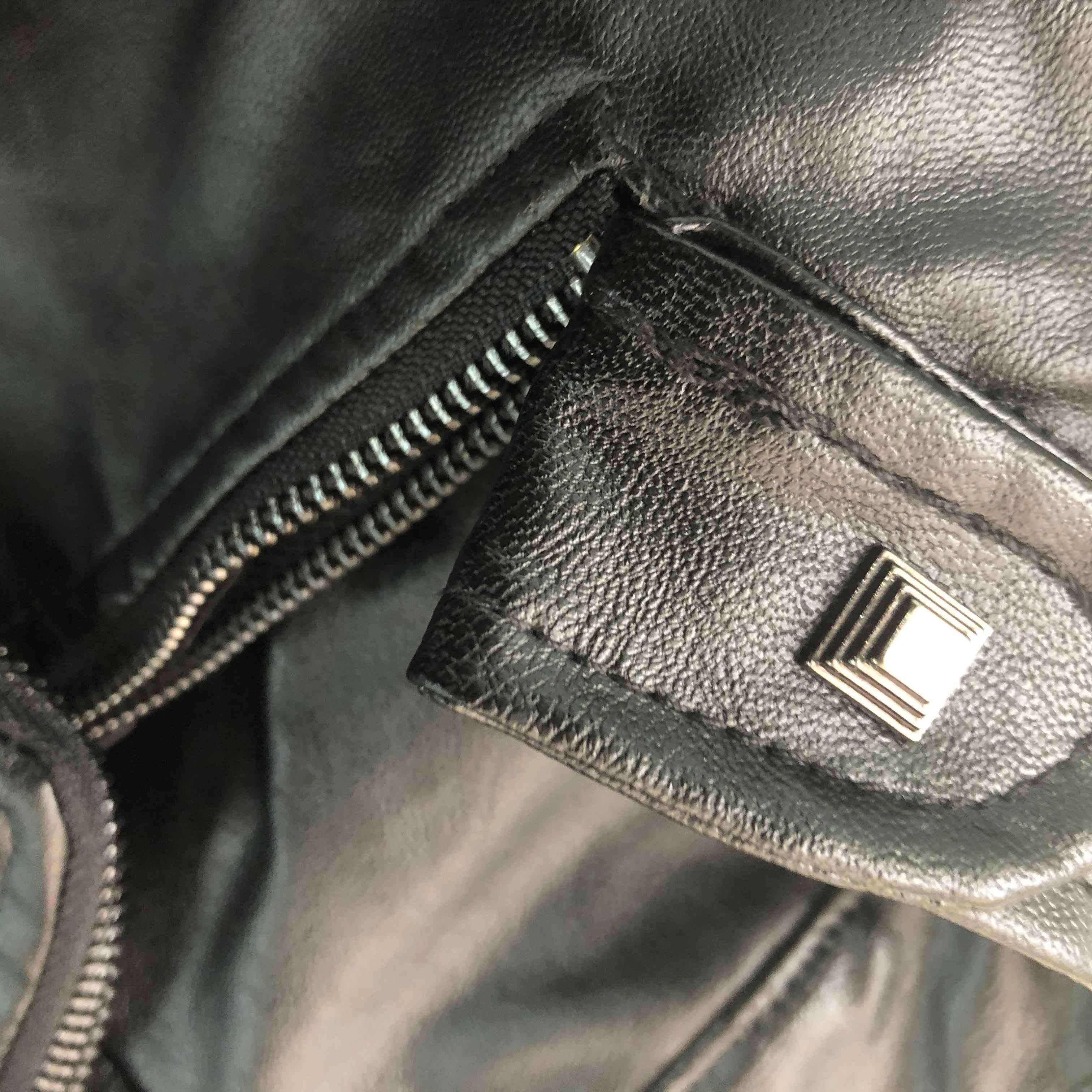 Abrigo de primavera para mujer chaqueta de moto de moda negra 2019 prendas de vestir exteriores de piel sintética PU chaqueta gótica de cuero de