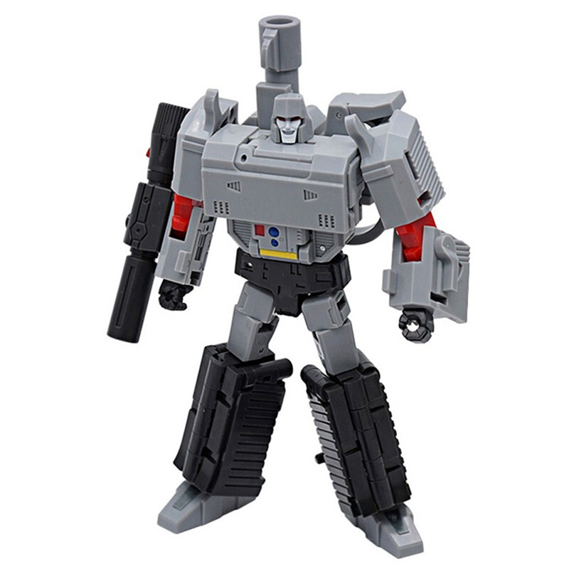 MFT Transformation MF-0 Pioneer Series Mech Fans Toy Megatronics MF0 Mech Planet Deformation Action Figure Model Toys Kids Gifts