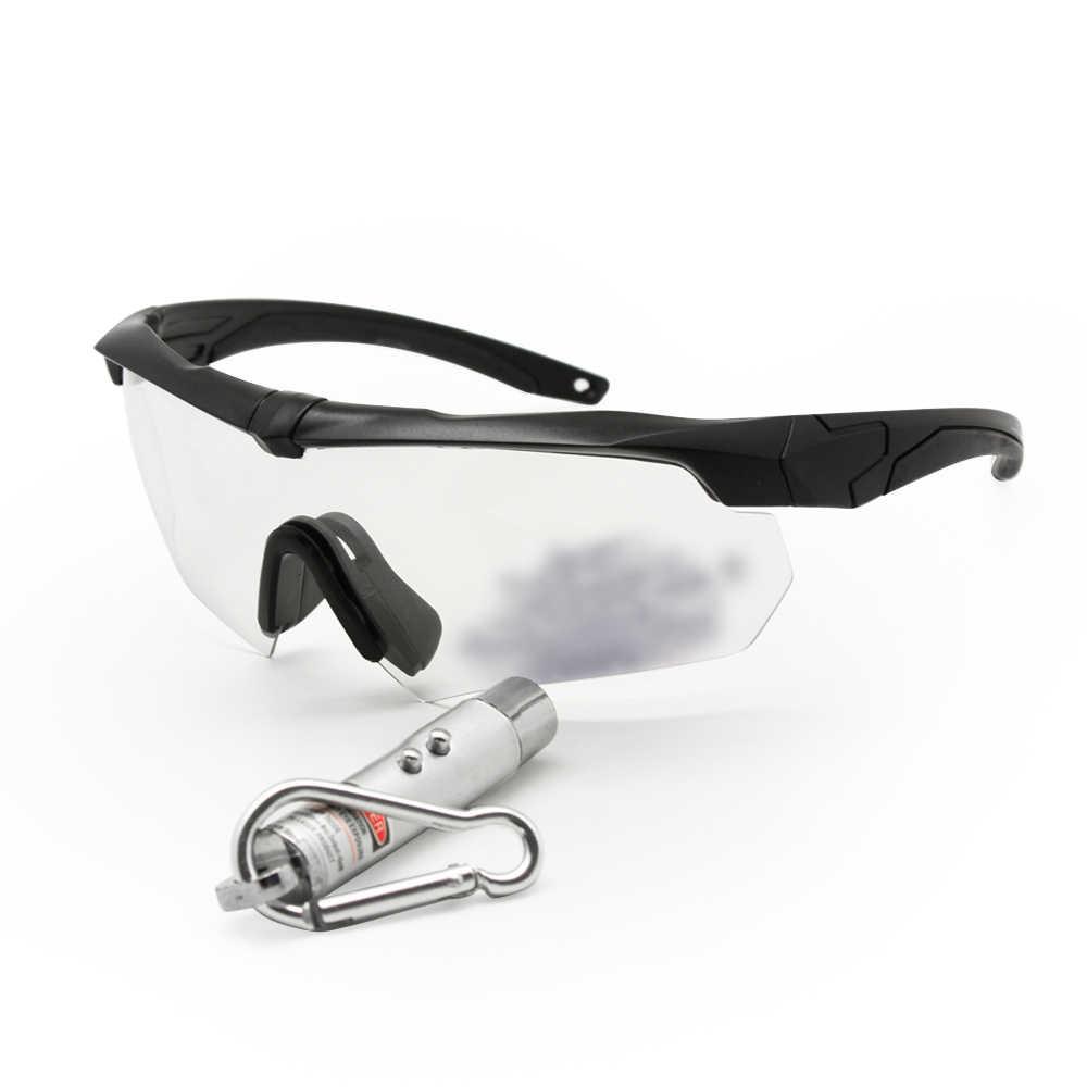 Transition Photochromic Ballistic Polarized Army Sunglasses