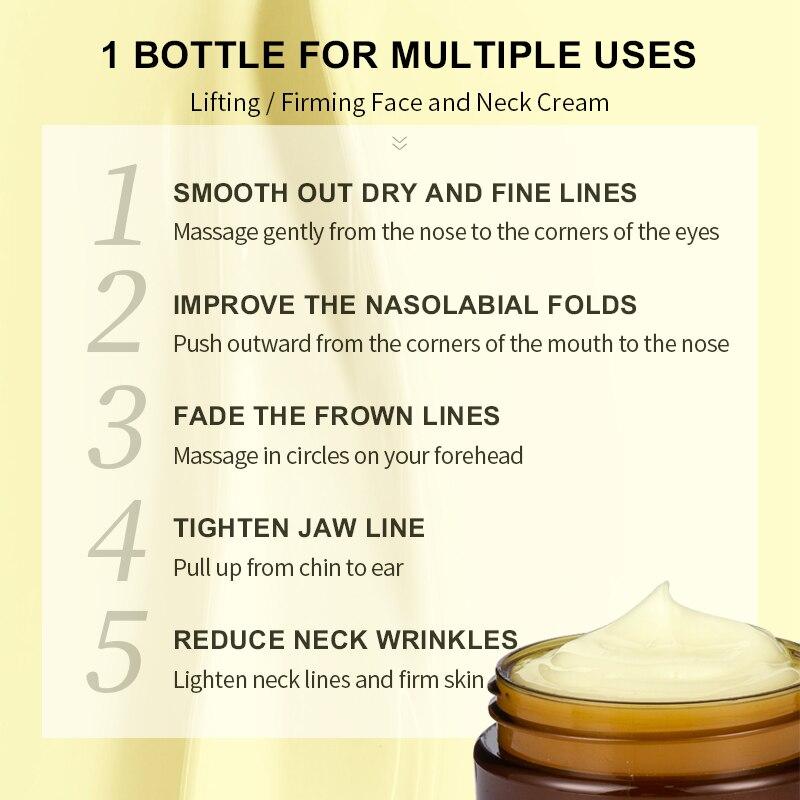 Retinol Face Cream Firming Lifting Anti-Aging 6