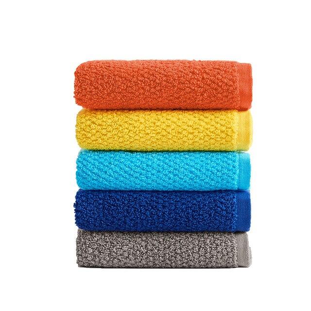 Cotton Towel 25*50cm 70g Cute Cartoon Towel Children Cotton Towel Embroidered Small Towel Small Towel