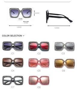 Image 2 - 2019 Модные женские очки для чтения с кристальной оправой в стиле ретро очки для дальнозоркости с диоптриями против усталости и дальнозоркости женские очки для чтения NX
