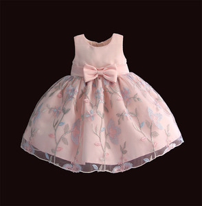 Image 2 - Hetiso robe brodée pour bébés filles