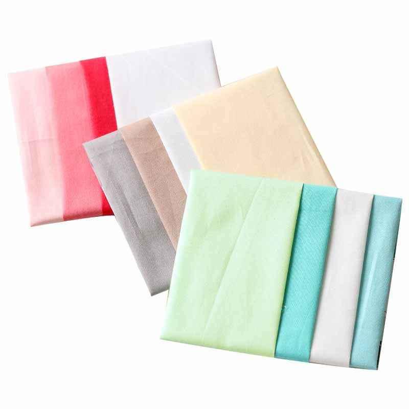 24x25cm o 10x10cm tela de algodón tela impresa costura telas acolchadas para retales costura DIY accesorios hechos a mano T7866