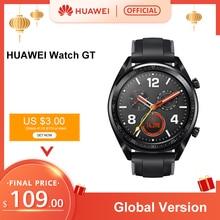 In Stock Global Verison HUAWEI Watch GT Smart WatchGT 5ATM W