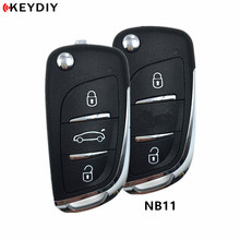 KEYDIY 5/10pcs KD900/KD X2/KD MINI Key Programmer NB11/NB11 2 Universal Multi functional DS Style Remote For All B And NB Series