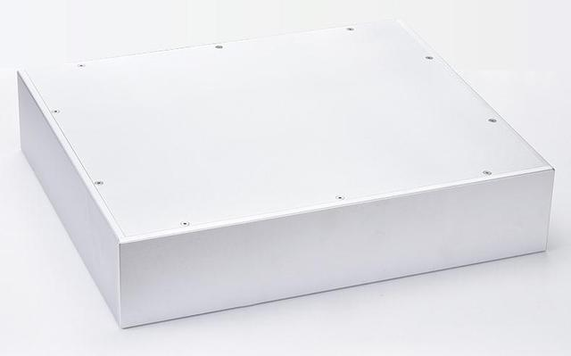 2020 nouveau GW4309 plein châssis damplificateur en aluminium/châssis de préampli/boîtier de décodeur