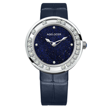 Новинка 2020 кварцевые часы agelocer женские швейцарского бренда