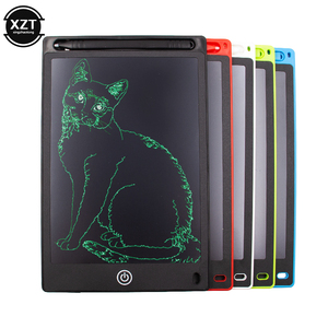 8.5 Inch Portable Smart LCD Writing Tablet Electronic Notepad Drawing Graphics Handwriting Pad Message Board for Kids NO Battery(China)