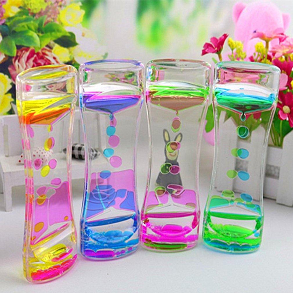 Outlet Liquid Motion Bubbler For Sensory Play Fidget Toy Children Activity Desk Top Assorted Colors Home Decorations
