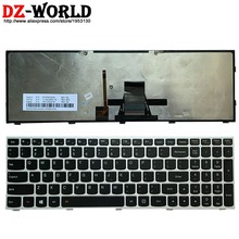 Клавиатура для ноутбука Lenovo G50 G51 G70 E50 B50 E51 B70 B71 Z50 Z51 Z70 -30 -35 -45 -70 -75 -80 300-15 500-15