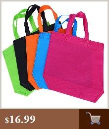 Promocional personalizado reutilizável eco Bolsa Com Cordão