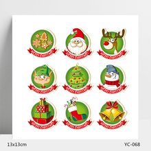 AZSG Christmas Cartoon Clear Stamps/Stamp/For Scrapooking/Card Making/Silicone Stamps/Decoration  Crafts