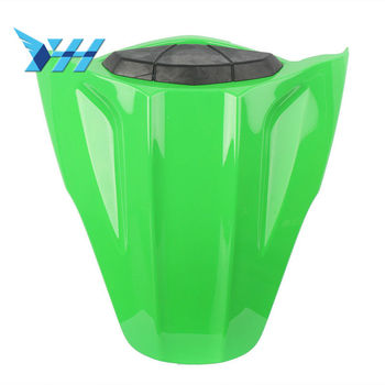 Motorcycle Rear Pillion Passenger Cowl Seat Back Cover Fairing Parts Green or Red For Kawasaki Ninja ZX10R ZX-10R 2011-2015