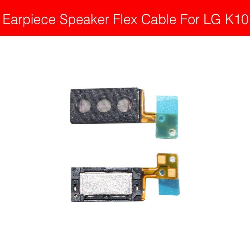 Earpiece Speaker For LG K10 2017 X400 M250 Louder Speaker Ear Speaker Sound Receiver Earphone Ear Piece Replacement Repair