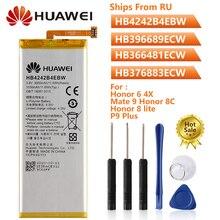 Téléphone dorigine Batterie HB4242B4EBW Pour Huawei Honor 6 4X Mate 9 Honneur 8C Honor 8 lite P9 Plus Nouvelle 3E P10Lite G9 Honneur V9 5C 7C