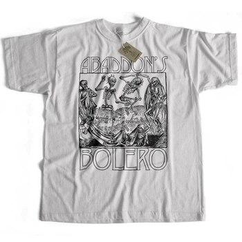 Chuligani ze starej szkoły Prog Rock zainspirowany koszulką ELP-Abaddons Bolero