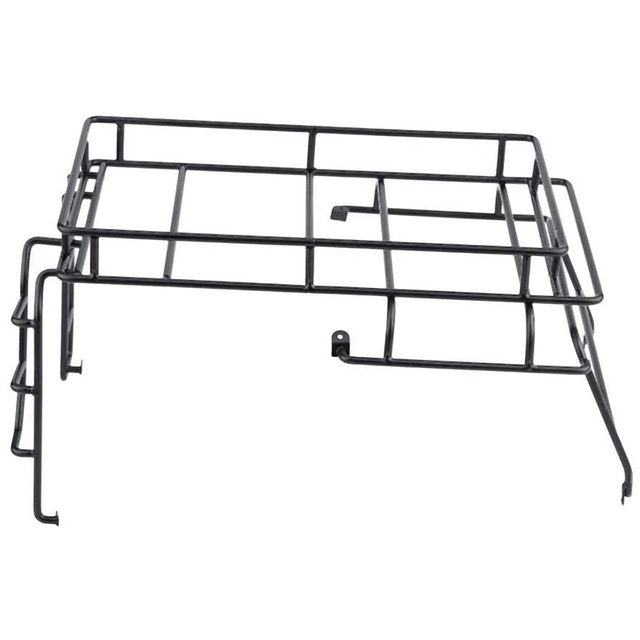 Metal Roof Rack Roll Cage for 1//10 Rc D90 Wheelbase Body Shell RC Crawler Part