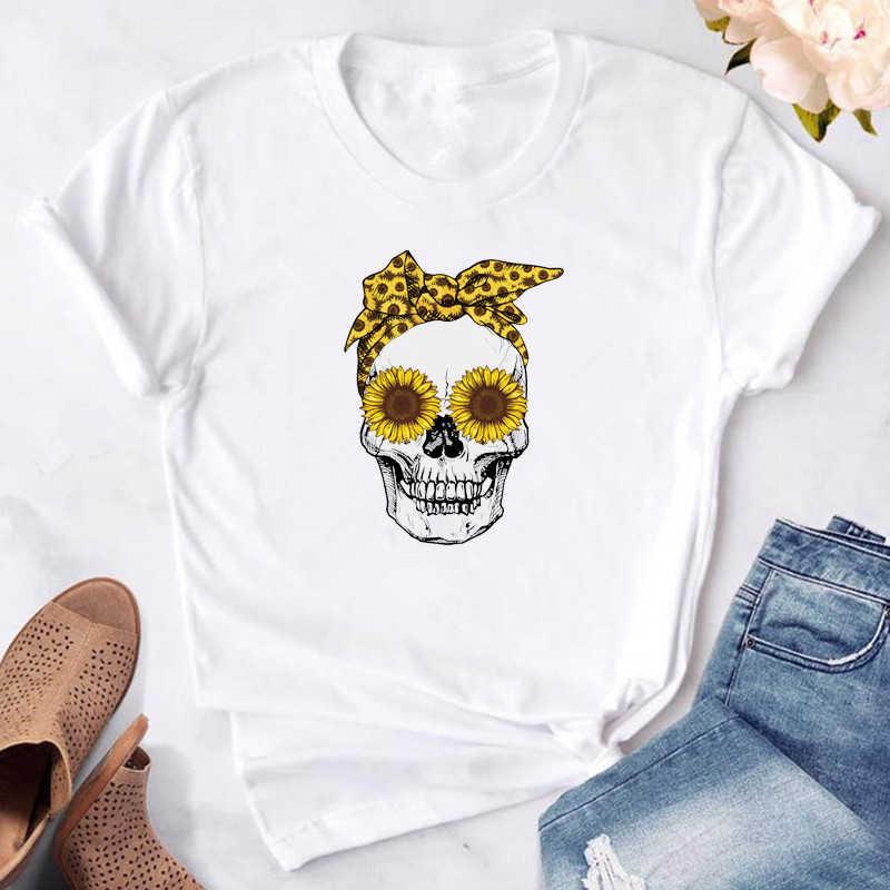 Camiseta Calavera con Bandera de Sud/áfrica Cr/áneo Camiseta sin Mangas