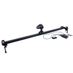 Image 1 - Commlite CS EBSL 120 ComStar Electronic Motorized Camera Track Video Slider Video Stabilization for Cinema film and Time lapse