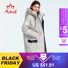 Clothing Down-Jacket Outerwear-Quality Hood Winter Coat Fashion-Style Women New-Arrival