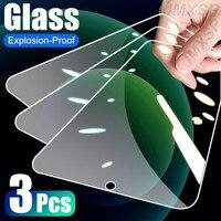 3 pezzi di vetro temperato per Xiaomi Mi Max 2 3 Mix 2 2S 3 vetro protettivo per Mi A3 A2 Lite A1 Poco X3 NFC M3 F1 F2 gioca vetro CC9E