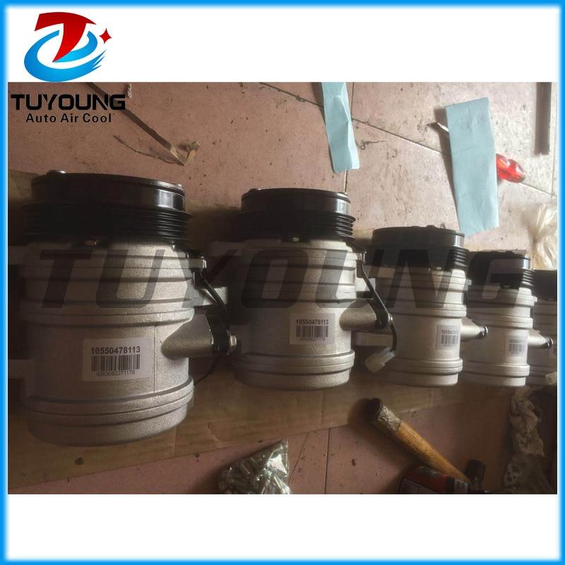 Compresseur de climatiseur SP10 de haute qualité   Nouveau compresseur de climatiseur pour DAEWOO MATIZI 96314801 96324801