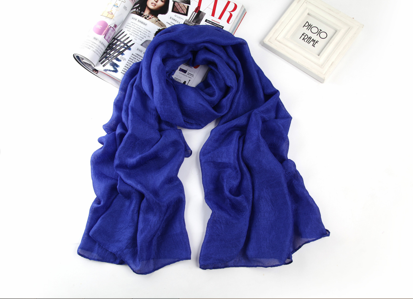 Fashion Plaid Cashmere Scarves  Gray For Lady  Shawls With Tassel Long Size Wraps Pashmina