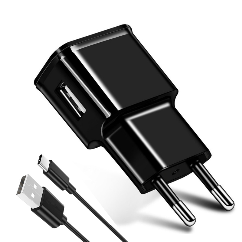 Adaptador de cargador USB para Samsung, Cable de datos tipo C para Galaxy S8, S9, S10, Note 8, 9, 10, A30, A50, A70, A90, A80, Huawei, P40, Redmi 8T