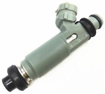 4pcs Auto Fuel Injectors 23250-15040 23209-15040 Oil Nozzles Fit for Toyota Corolla AE111 Japan Original Refurbishment Parts