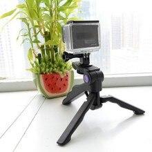 Mini Camera Tripod Monopod Selfie Stick Stabilizer Camera Stand For Canon Sony Nikon Gopro Photography For Phone Tripode цена 2017