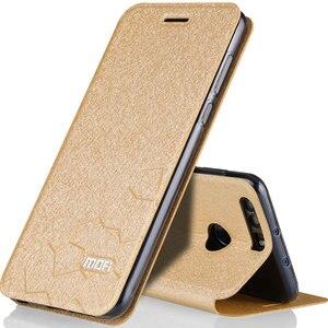 Image 5 - Flip Case Voor Huawei Honor 8 Case Stand Lederen Originele Pu Antiklopmiddelen Honor 8 Cover Smart Terug Fundas Silicon Honor8 coque Capa