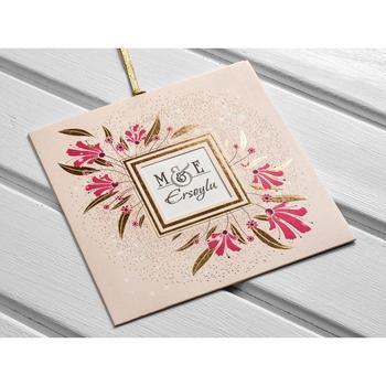 Laser Cut Luxury Wedding Invitations Cards Elegant Wedding Bridal Shower Gift Greeting Card Kits kod:10557