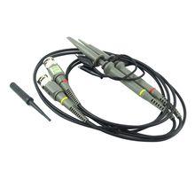 1 conjunto de alta qualidade p6100 osciloscópio sonda DC-100MHz escopo clipe sonda 100mhz #1