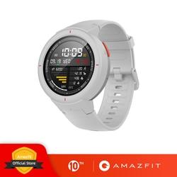 Склад в россий Amazfit Verge 라이트 Smartwatch 글로벌 버전 GPS Sportswatch 새로운 2019
