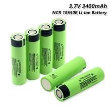 Liitokala литиевая аккумуляторная батарея NCR18650B, 100% в, 3,7 мАч