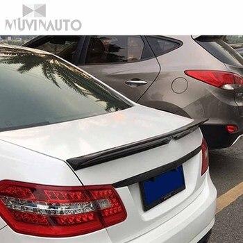 V Stil Dla Mercedes W212 E Klasse Dla Benz E180 E200 E260 E63 Z Włókna Węglowego Podł Stamm Węglowego Tylny Spoiler Flügel 4-t ür Limuzyny