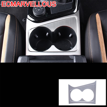 Control System Cup Panel Automobile Decorative Chromium Car Styling Decoration Accessories Accessory 19 FOR Volkswagen Tayron
