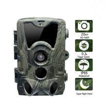 Hunting-Camera Photo-Traps Hc-801a-Trail Night-Vision Motion Trigger 20MP 32GB IR-FILTER