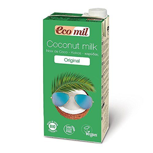 Ecomil Organic Original Coconut Milk 1000ml