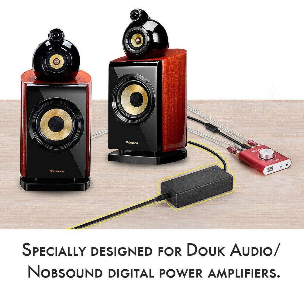 alimentação ac dc adaptador carregador para amplificador
