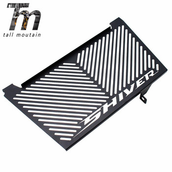 Motorcycle Engine Radiator Bezel Grille Guard Cover Protector Grill For Aprilia SHIVER GT 900 SHIVER 900 SHIVER900 2018